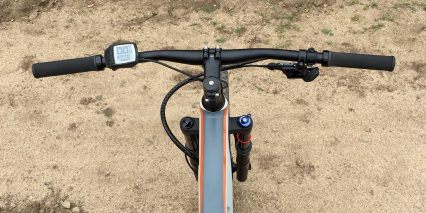 2018 Izip E3 Peak Ds Bosch Purion Display Panel Handlebar