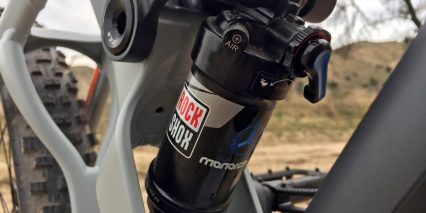 2018 Izip E3 Peak Ds Rockshox Monarch Rt3