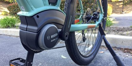 2018 Raleigh Venture Ie Bosch Active Line Cruise Motor