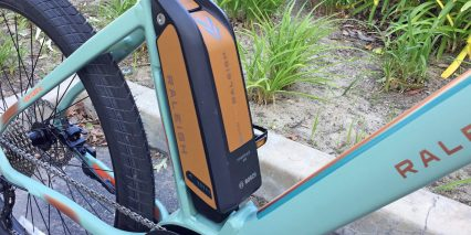 2018 Raleigh Venture Ie Bosch Powerpack 400 Battery