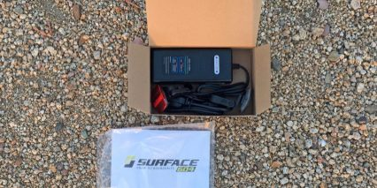 2018 Surface 604 Rook Portable Two Amp Electric Bicycle Charger