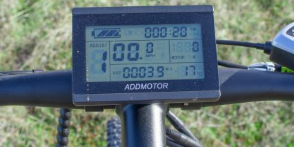 Addmotor Hithot H1 Sport Large Lcd Display Panel