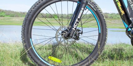 Addmotor Hithot H1 Sport Tektro Aries Mechanical Disc Brakes
