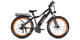Addmotor Motan M 5800 Electric Bike Review