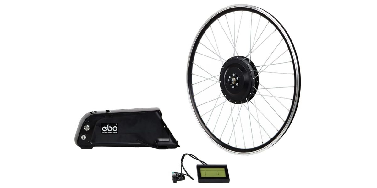 Electric Bike Outfitters Front Range Kit Review New