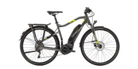 Haibike Trekking 4 0 Electric Bike Review