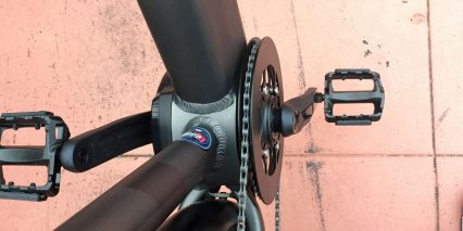 Haibike Urban Plus 48 Tooth Chainring With Alloy Guide