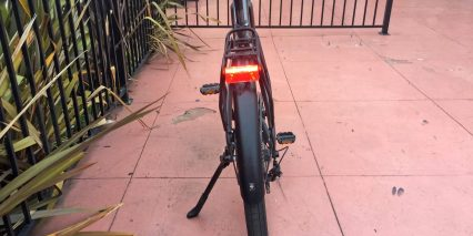 Haibike Urban Plus Busch Muller Toplight Line E Backlight