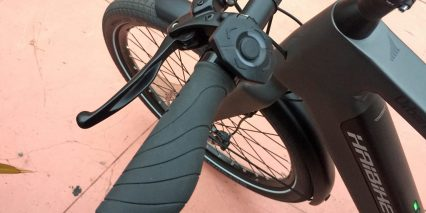 Haibike Urban Plus Cobi Electric Bike Control Pad