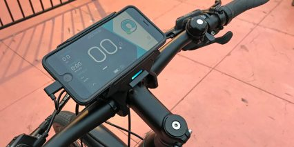 Haibike Urban Plus Phone Mount Control Panel Touch Screen Ebike