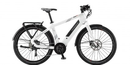Haibike Urban Plus Stock White