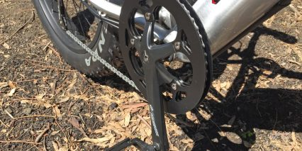 Juiced Ripcurrent S 52 Tooth Chainring With Alloy Guide