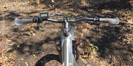 Juiced Ripcurrent S Liandian Electric Bike Display
