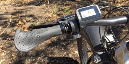 Juiced Ripcurrent S Velo Ergonomic Grips Trigger Throttle
