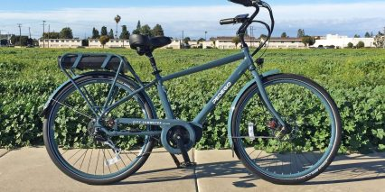 Pedego City Commuter Mid Drive