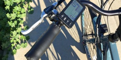 Pedego City Commuter Mid Drive Bigstone Lcd Display And Button Pad