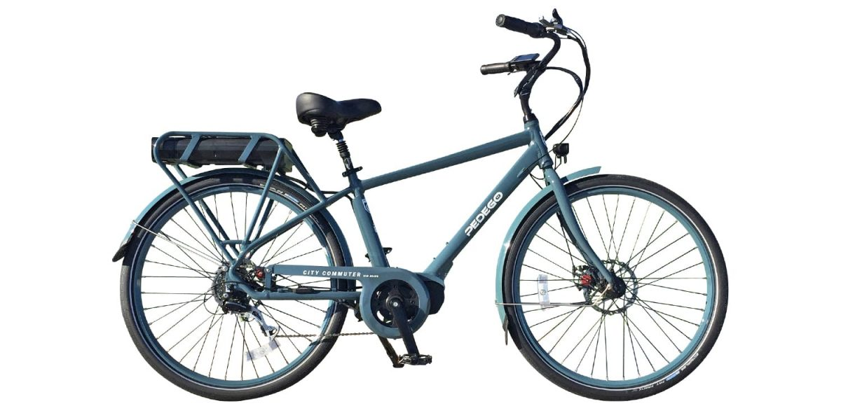 Pedego City Commuter Mid Drive Electric Bike Review