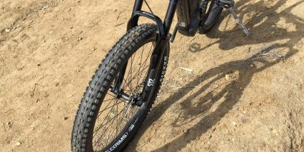 Pedego Elevate X Fusion Mcqueen Rl2 Air Suspension Fork 14 Mm Travel