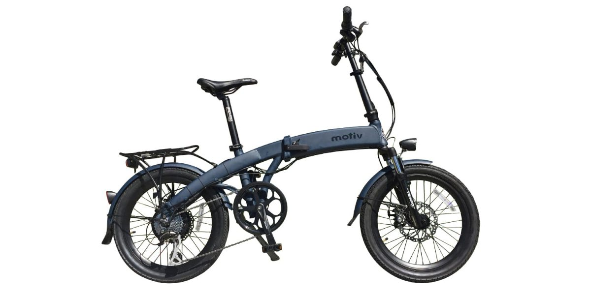 2018 Motiv Stash Electric Bike Review
