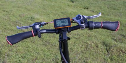 Addmotor Motan M150 P7 Lcd Display Ergonomic Grips Telescoping Stem