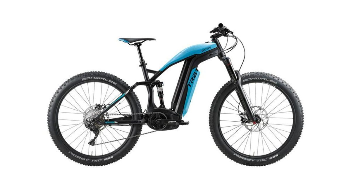 Besv Trb1 Am Electric Bike Review