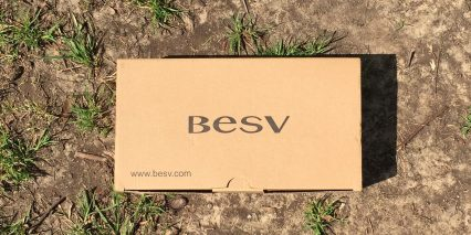 Besv Trb1 Am Instructions Box With Charger