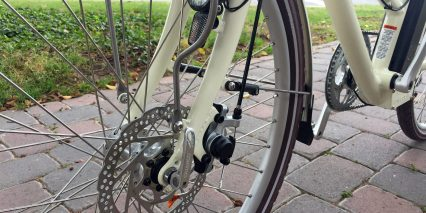 Blix Aveny 160 Mm Mechanical Disc Brake