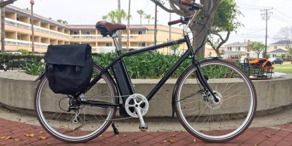 Blix Aveny High Step Electric Bike
