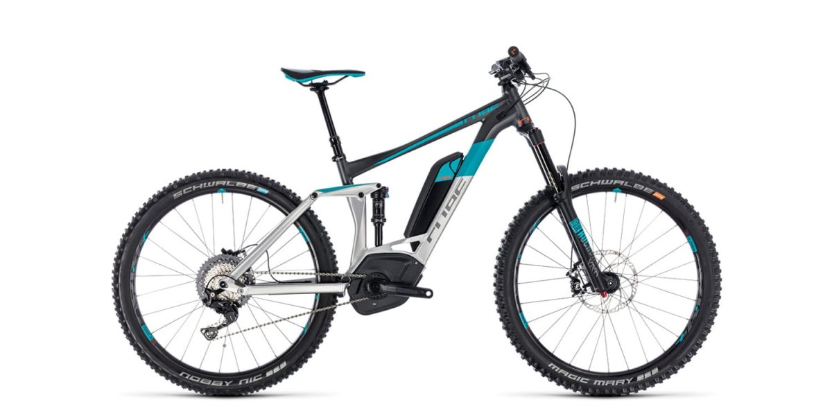 Cube Stereo Hybrid 160 Race 500 27 5 Electric Bike Review