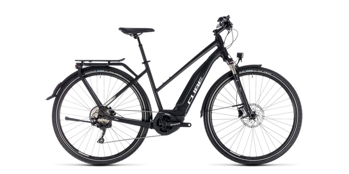 Cube Touring Hybrid Pro 400 Electric Bike Review