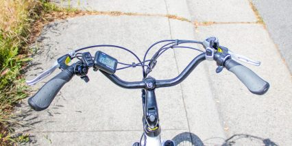 Dj Bikes Dj City Bike King Meter J Lcd Ergonomic Grips Relaxed Handlebar