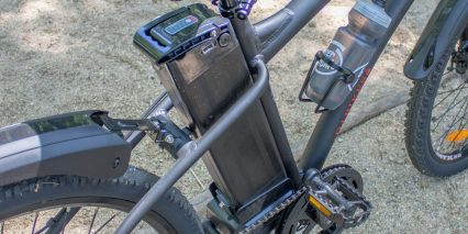 Dj Bikes Dj Mountain Bike 48 Volt Panasonic Battery