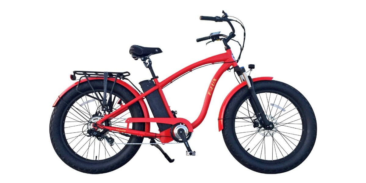 E Lux Tahoe Sport Electric Bike Review