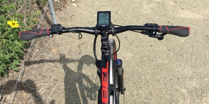 Easy Motion Rebel Cross Lite Pw Removable Lcd Display Ergo Grips