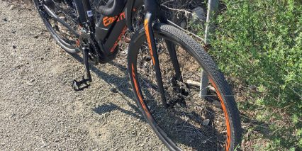 Easy Motion Rebel Gravel X Pw Rigid Alloy Fork 12 Mm Maxle