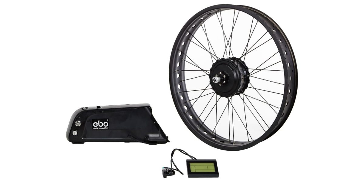Electric Bike Outfitters Fat Tire Kit Review - Prices, Specs, Videos