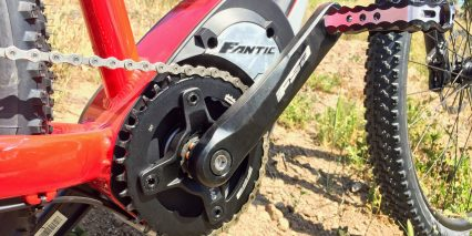 Fantic Gravel X 36 Tooth Narrow Wide Chainring Fsa Cranks