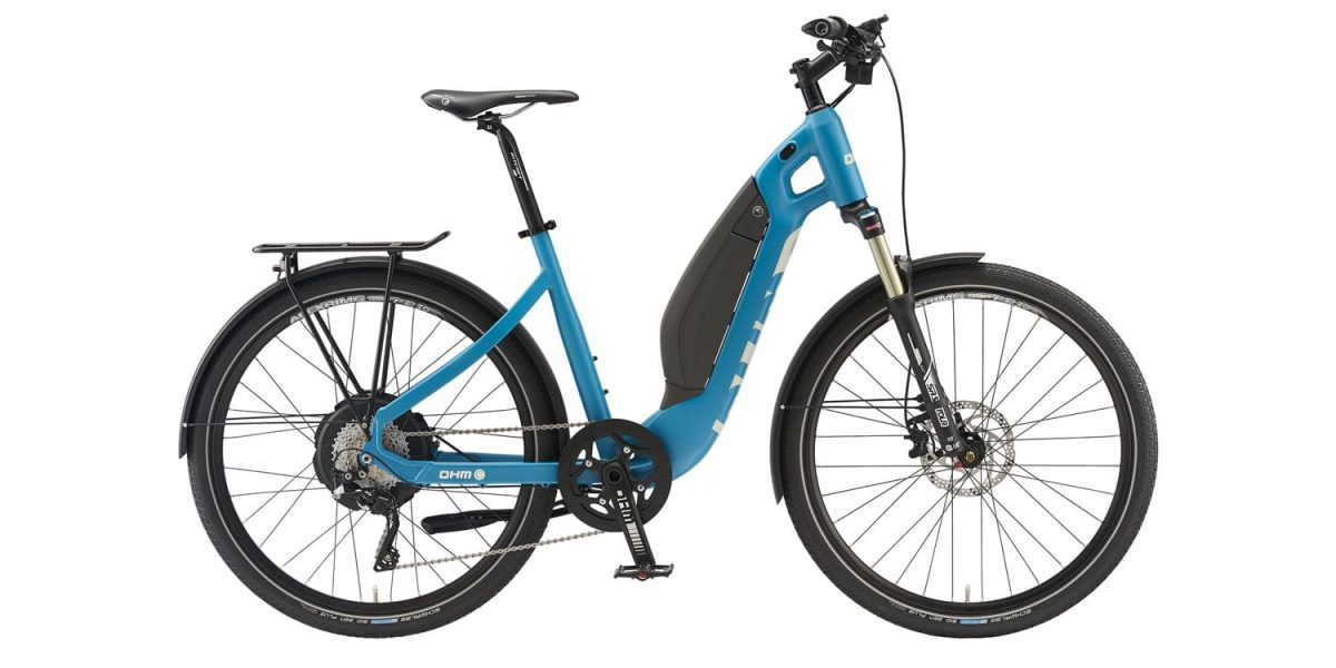 Ohm City Electric Bike Review