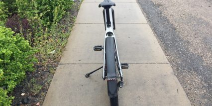 Stromer St5 Custom Wide Tubular Alloy Fenders
