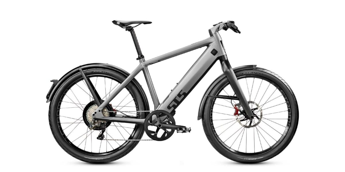 Stromer St5 Electric Bike Review