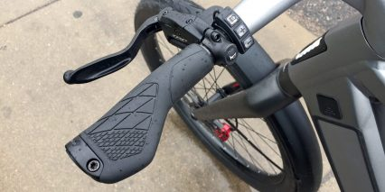 Stromer St5 Ergon Gs1 Ergonomic Grips Locking