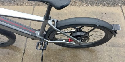 Stromer St5 Ergon Smc40 Saddle