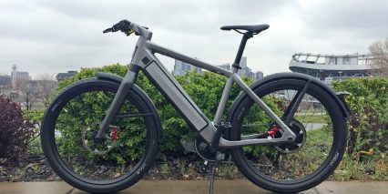 Stromer St5 Left Side