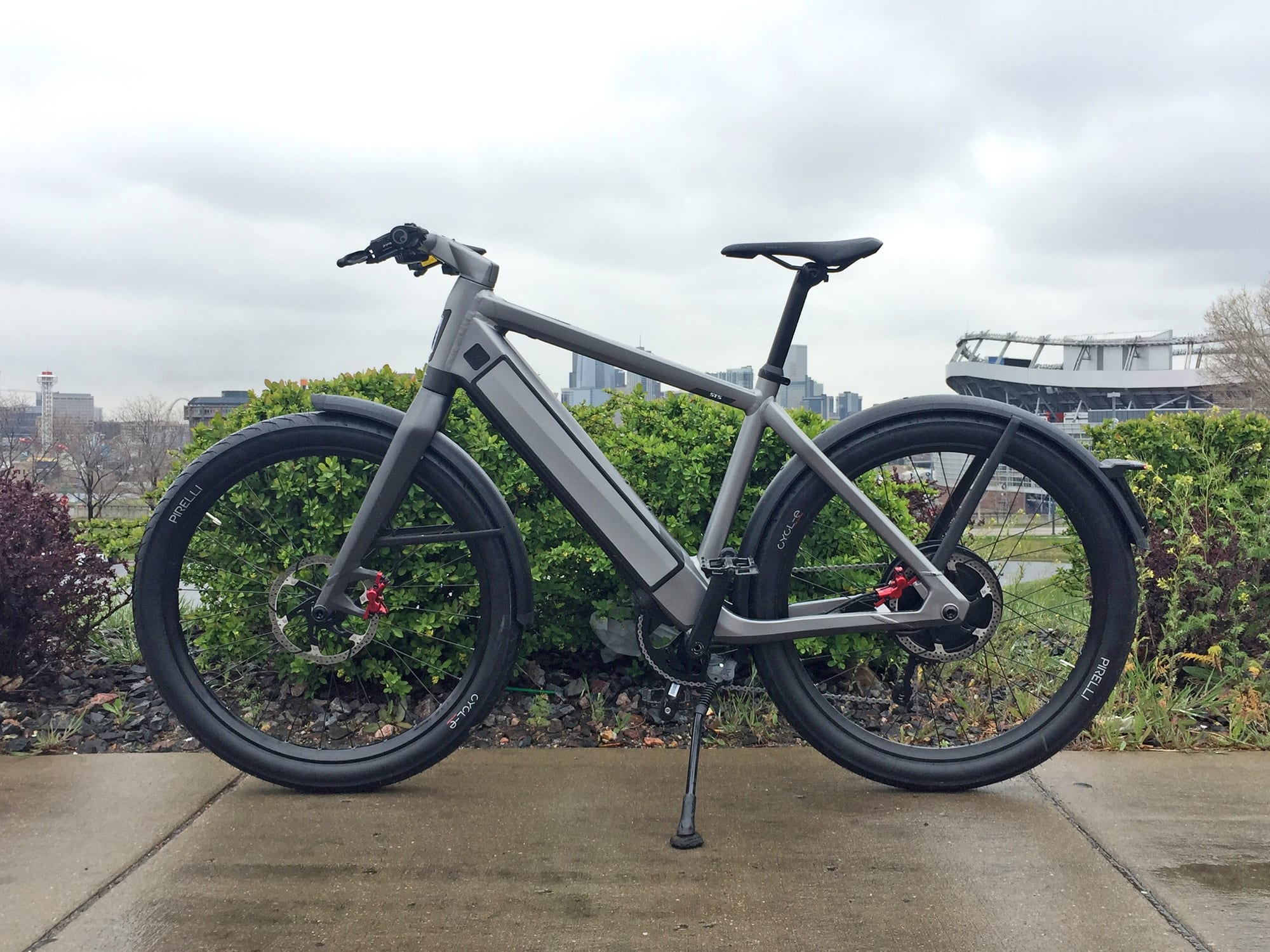 Stromer St5 Electric Bike Review Stromer ST5