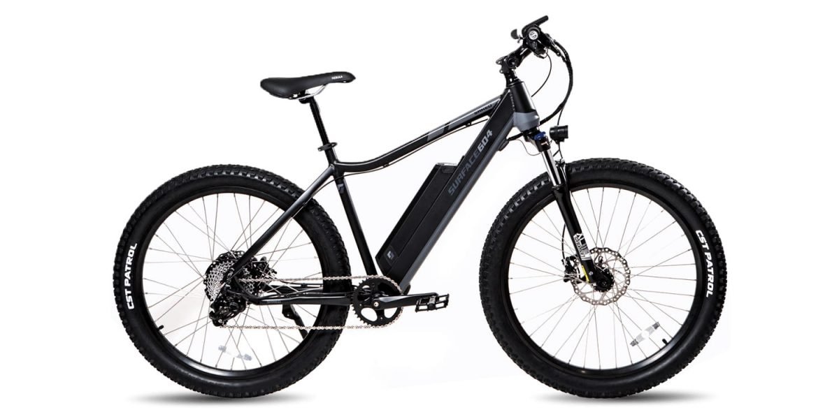 Surface 604 Shred Electric Bike Review