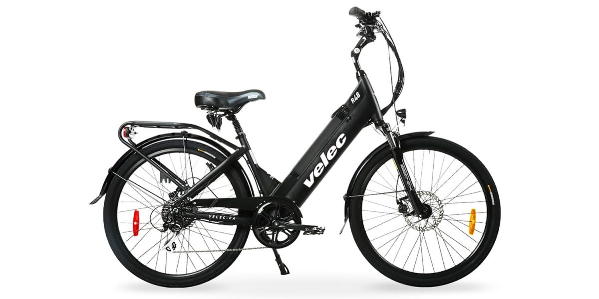 Velec R48 Electric Bike Review