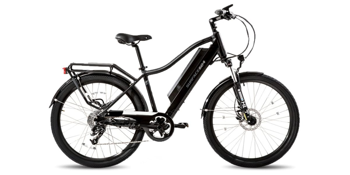 2018 Surface 604 Colt Electric Bike Review