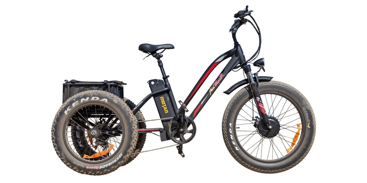 Addmotor Motan M 350 Electric Bike Review