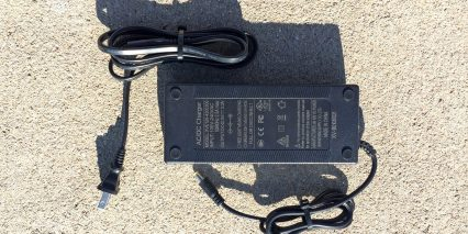 Ecomotion Tour E Road 3 Amp Charger