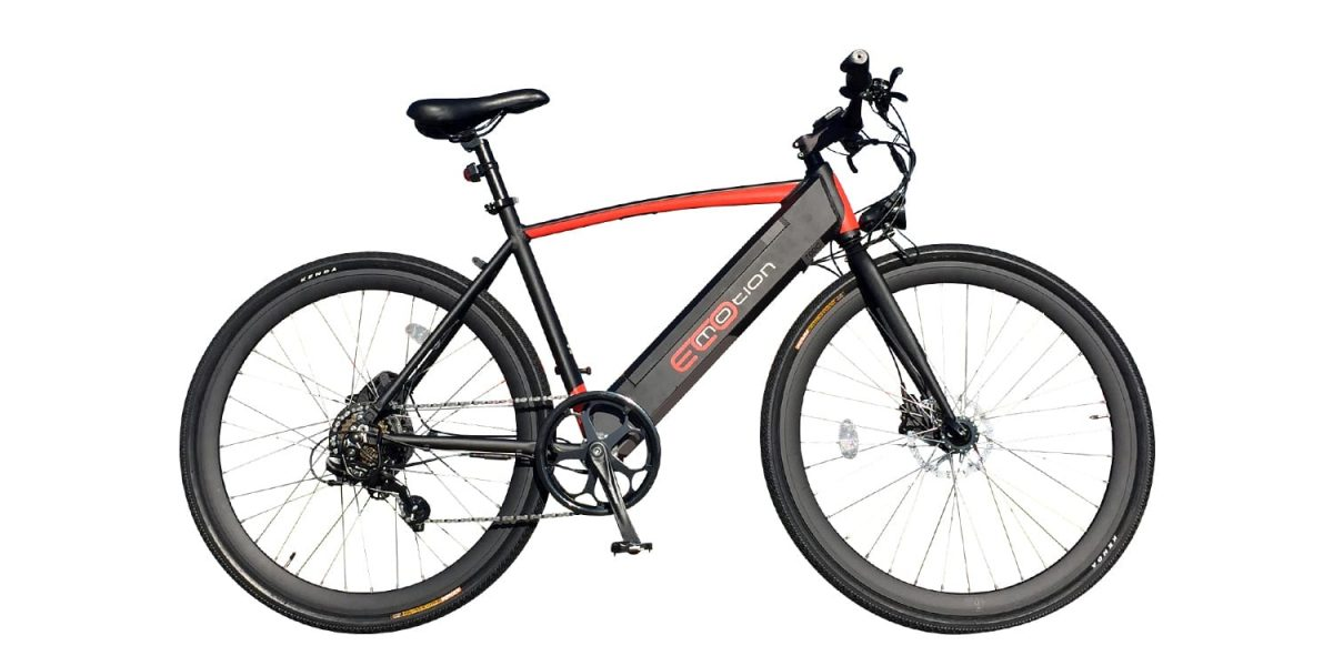 Ecomotion Tour E Road Electric Bike Review